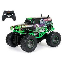 New Bright 1:24 RC Monster Jam Grave Digger Truck