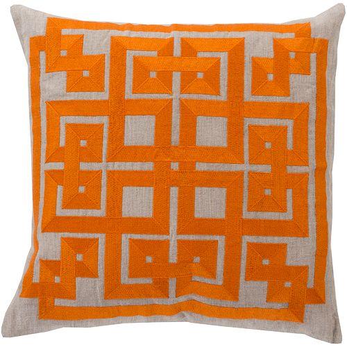 Decor 140 Brewster Decorative Pillow - 18'' x 18''