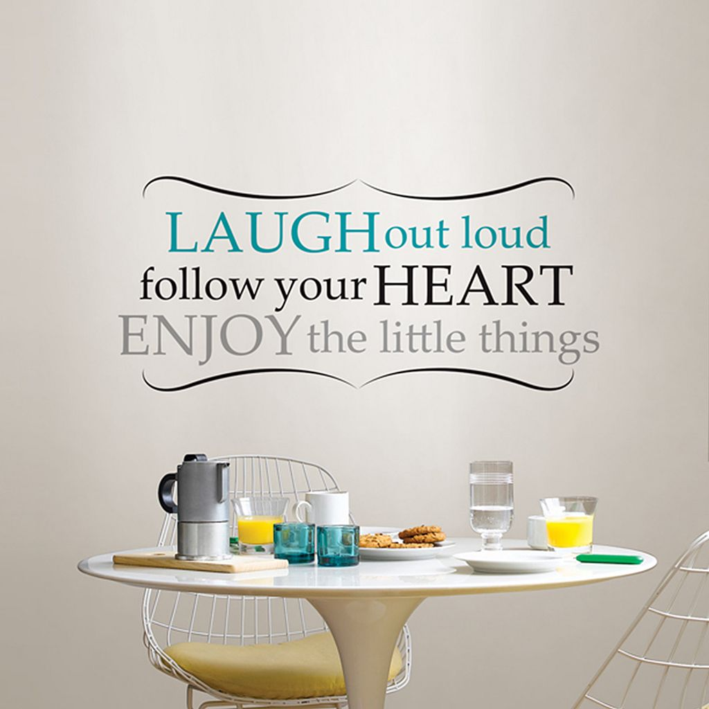WallPops Laugh Out Loud Wall Decal