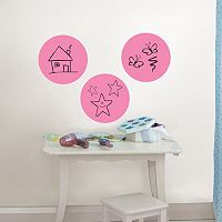 WallPops Dry Erase Dot Wall Decals