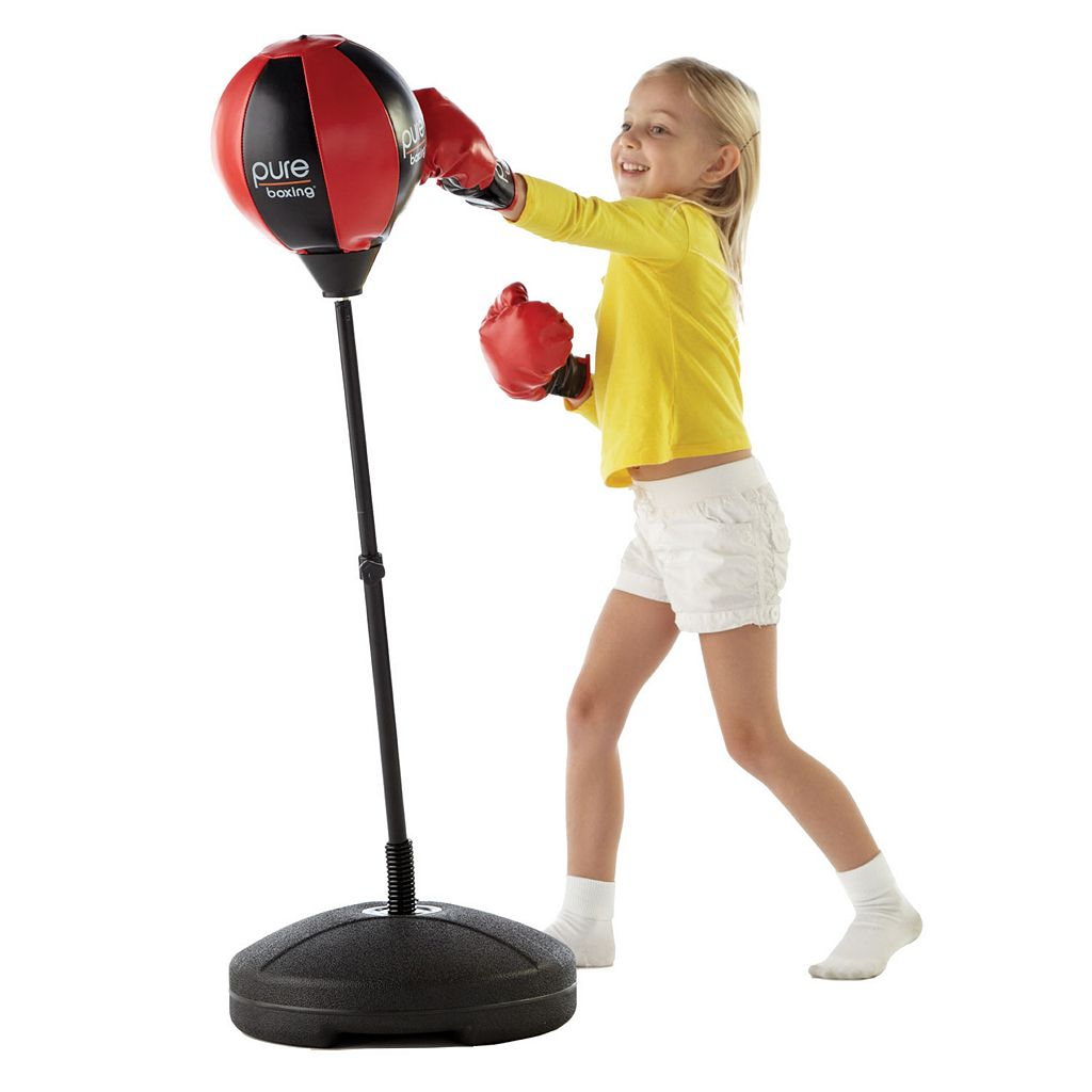 Pure Boxing Punch and Play Boxing Set