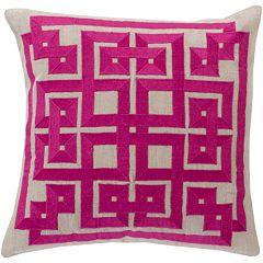 Decor 140 Brewster Decorative Pillow - 22'' x 22''