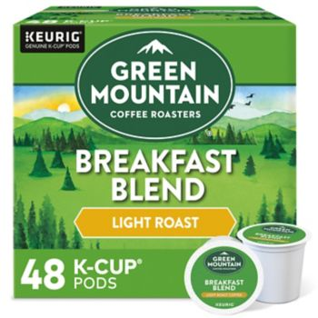 Keurig® K-Cup® Pod Green Mountain Coffee Breakfast Blend Coffee - 48-pk.