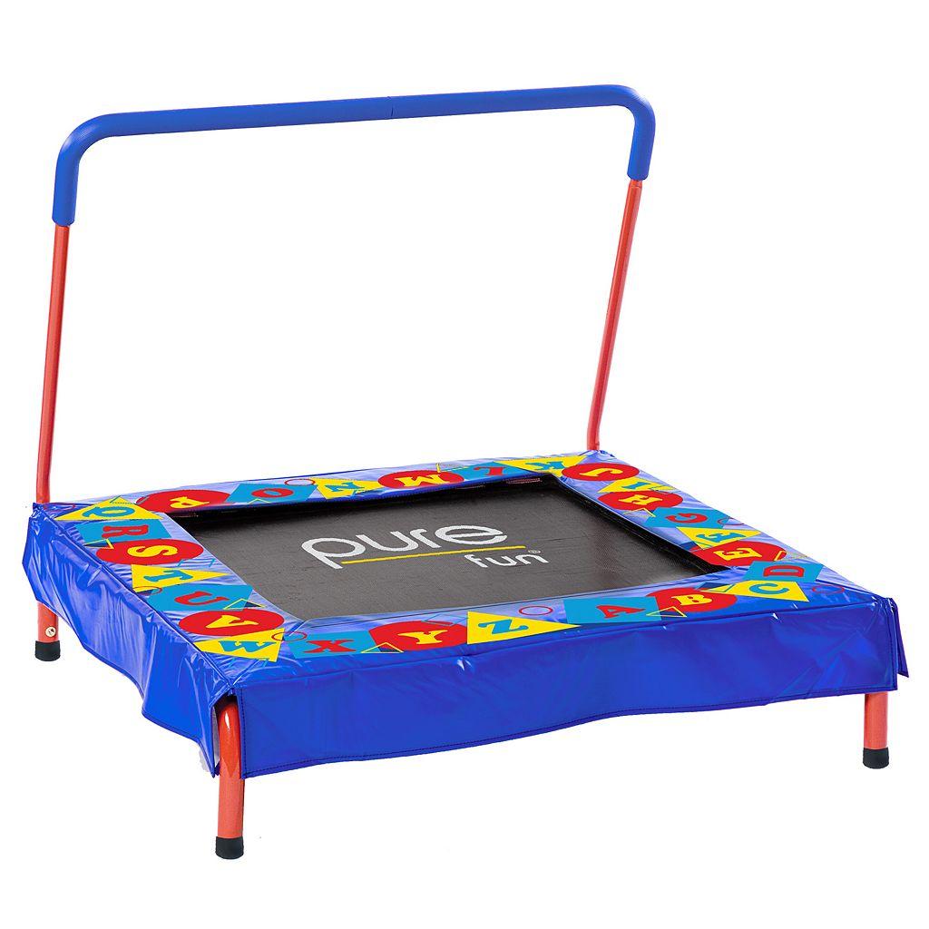 Pure Fun Kids' Preschool Trampoline