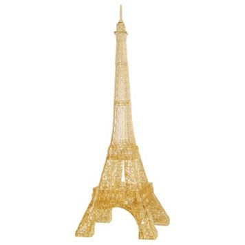 3D Crystal 96-pc. Eiffel Tower Puzzle by BePuzzled