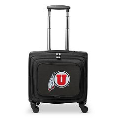 Utah Utes 16-in. Laptop Wheeled Business Case