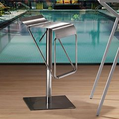 Zuo Modern Dazzer Bar Stool