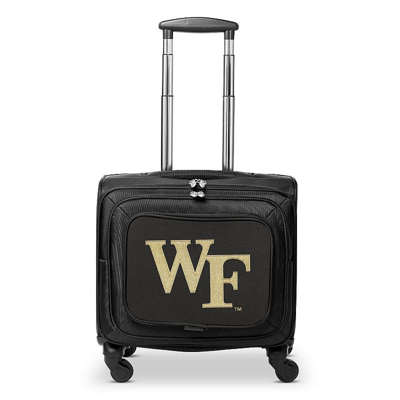 Wake Forest Demon Deacons 16-inch Laptop Wheeled Business Case, Black