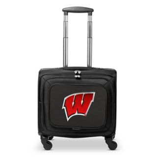 Wisconsin Badgers 16-in. Laptop Wheeled Business Case