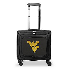 West Virginia Mountaineers 16-in. Laptop Wheeled Business Case