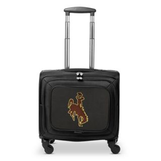 Wyoming Cowboys 16-inch Laptop Wheeled Business Case