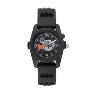 DC Comics Batman Kids' Light-Up Watch