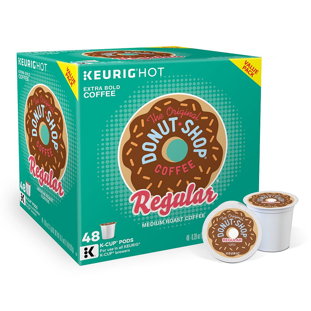Keurig® K-Cup® Pod The Original Donut Shop Regular Coffee - 48-pk.
