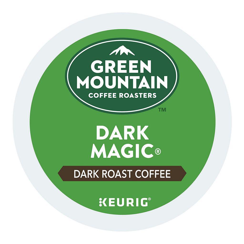 Keurig® K-Cup® Pod Green Mountain Coffee Dark Magic Dark Roast Coffee - 48-pk