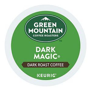 Green Mountain Coffee Dark Magic Coffee, Keurig® K-Cup® Pods, Dark Roast - 48-pk.