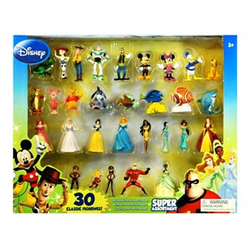 Disney 30-pc. Classic Figurine Set