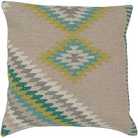 Artisan Weaver Charlemont Decorative Pillow - 18'' x 18''