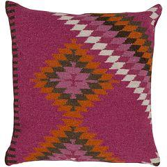Artisan Weaver Charlemont Decorative Pillow - 18'' x 18''