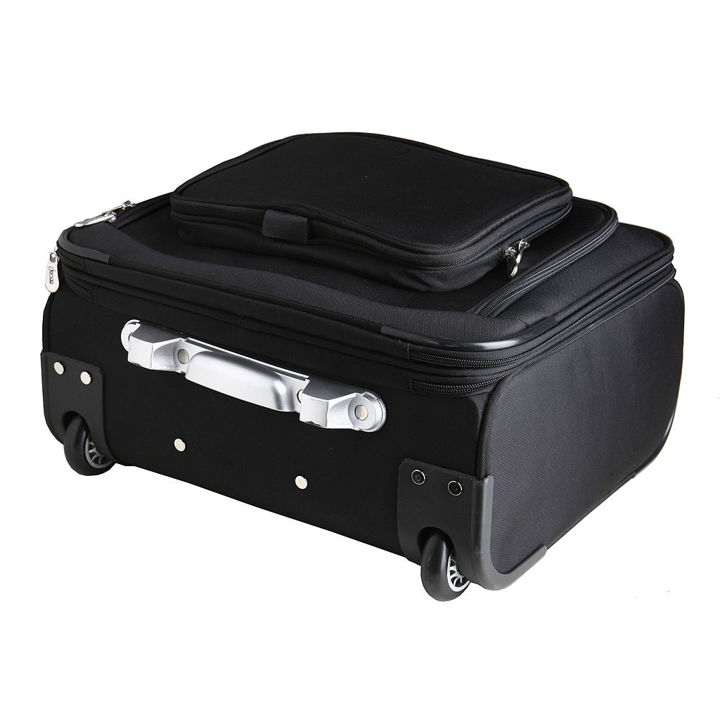 Miami Marlins 16-in. Laptop Wheeled Business Case