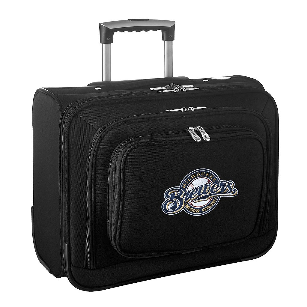 Milwaukee Brewers 16-in. Laptop Wheeled Business Case