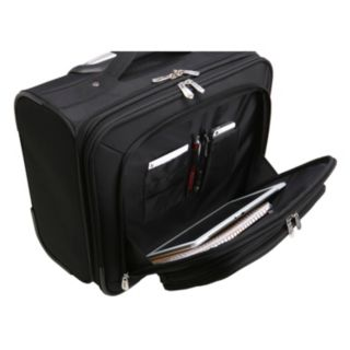 New York Mets 16-in. Laptop Wheeled Business Case