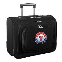 Texas Rangers 16-in. Laptop Wheeled Business Case
