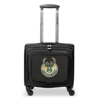 Milwaukee Bucks 16-in. Laptop Wheeled Business Case