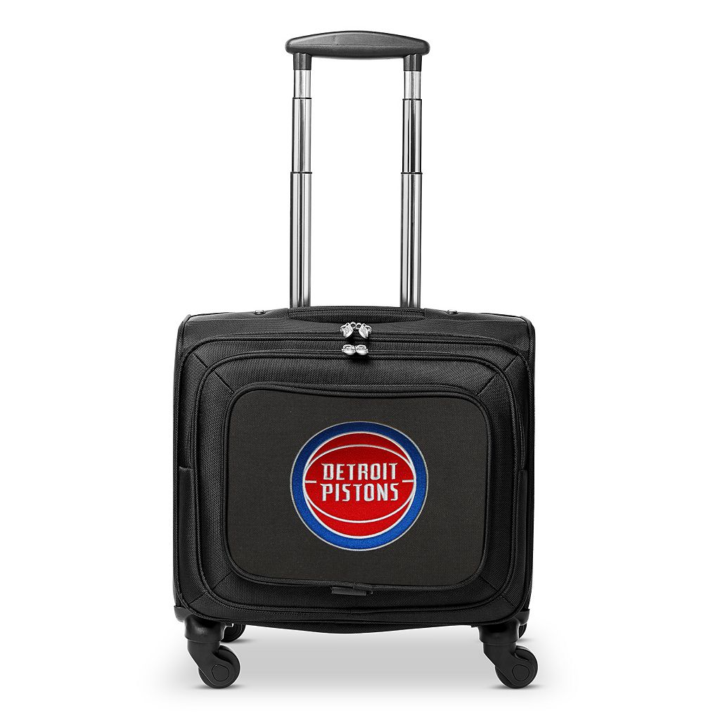 Detroit Pistons 16-in. Laptop Wheeled Business Case