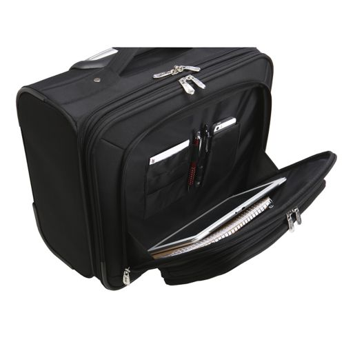 Baltimore Ravens 16-in. Laptop Wheeled Business Case