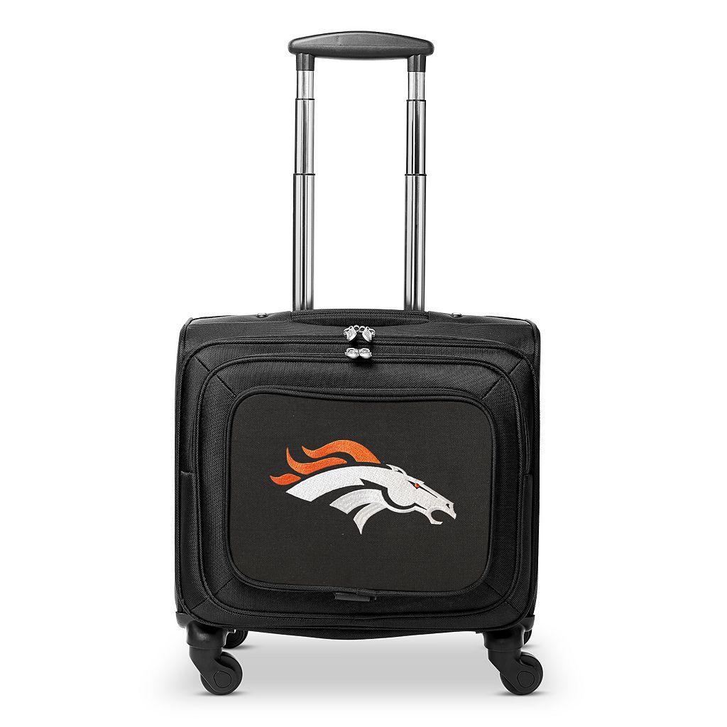 Denver Broncos 16-in. Laptop Wheeled Business Case