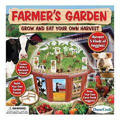Farmer's Garden Dome Terrarium by Dunecraft