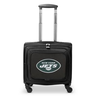 New York Jets 16-in. Laptop Wheeled Business Case