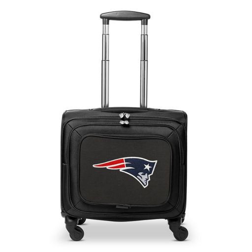 New England Patriots 16-in. Laptop Wheeled Business Case
