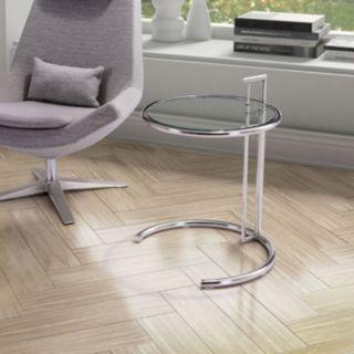 Zuo Modern Eileen Adjustable Side Table
