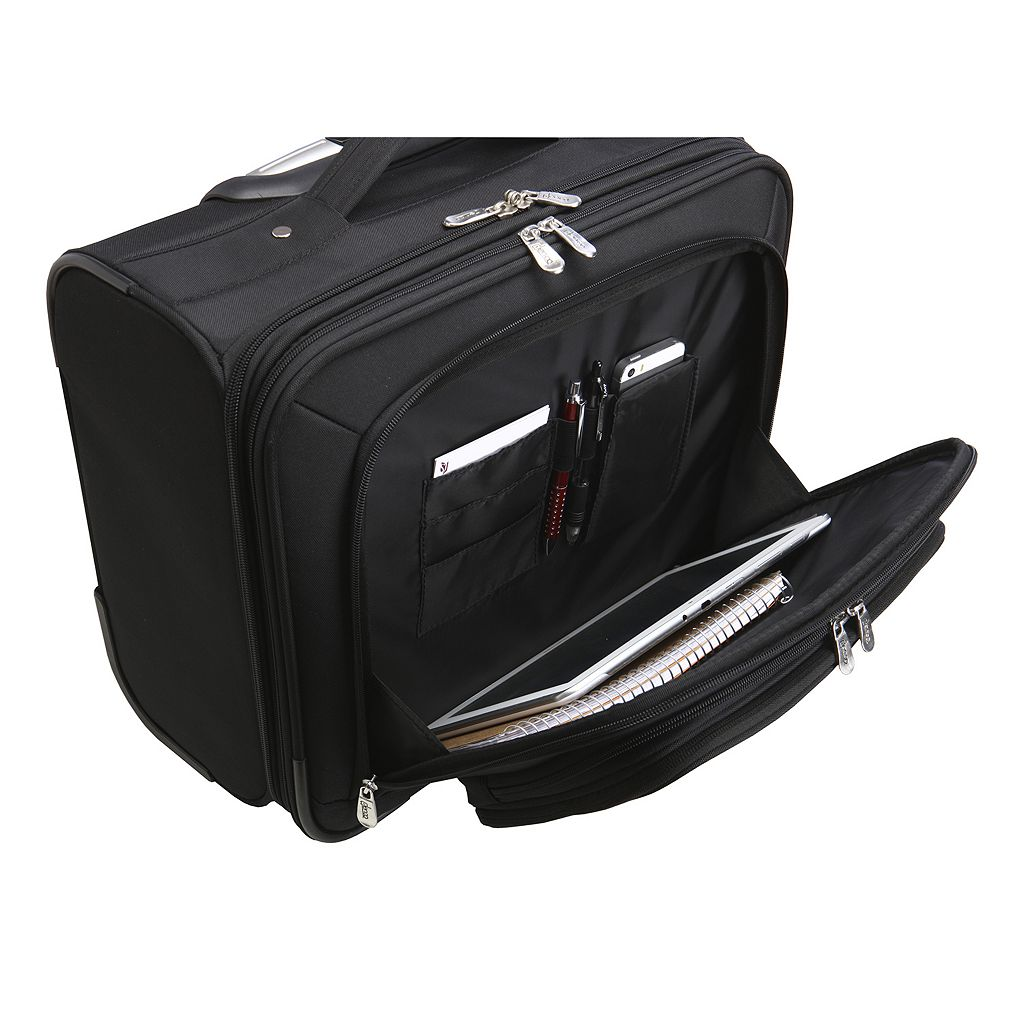 Pittsburgh Steelers 16-in. Laptop Wheeled Business Case