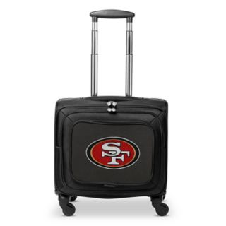 San Francisco 49ers 16-in. Laptop Wheeled Business Case