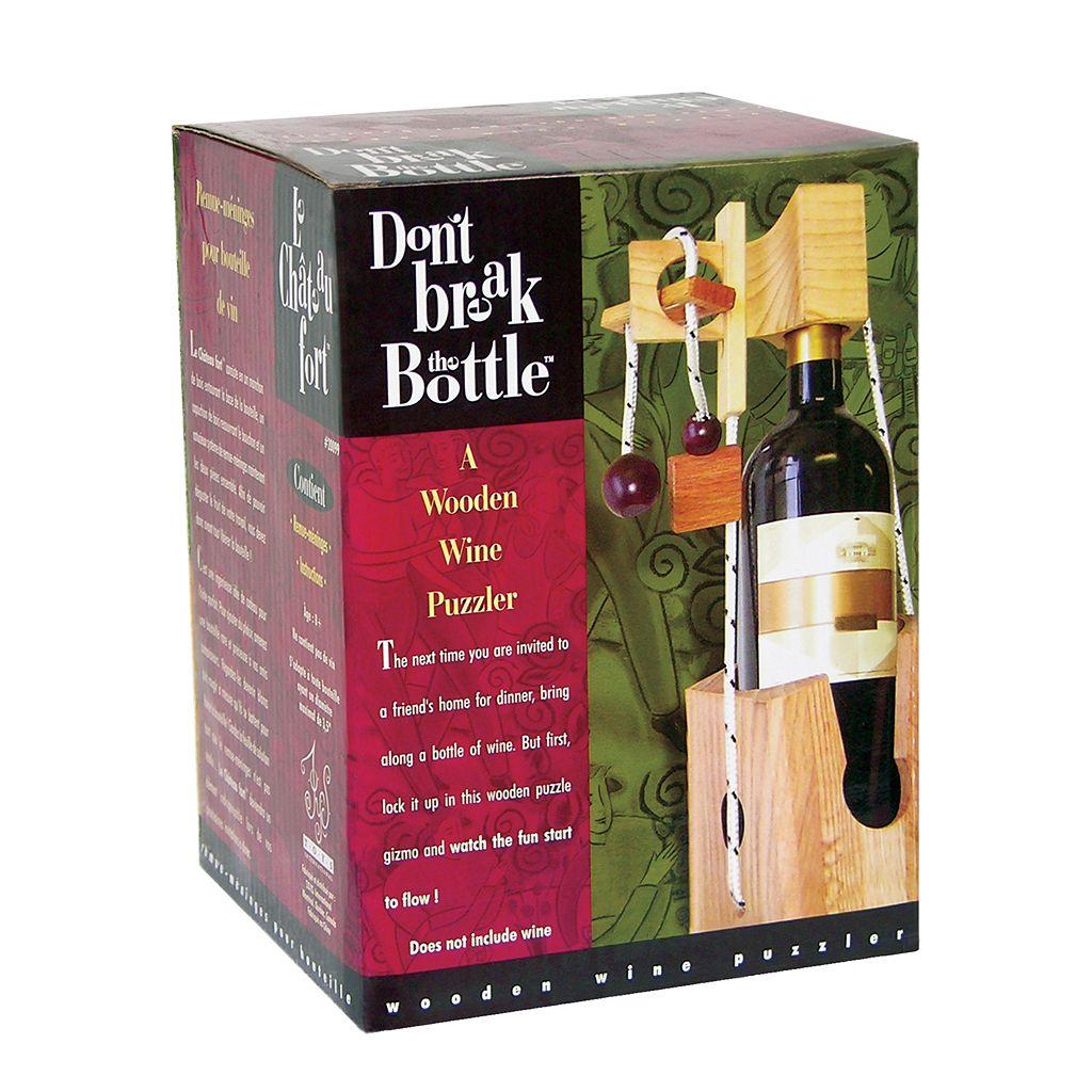 Don't Break the Bottle Brain Teaser Puzzle