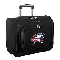 Columbus Blue Jackets 16-in. Laptop Wheeled Business Case