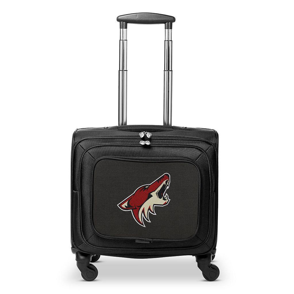 Arizona Coyotes 16-in. Laptop Wheeled Business Case