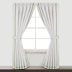 HH Brisbane Window Curtains - 42'' x 84''