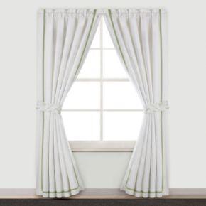HH Brisbane Window Curtains - 42'' x 84''