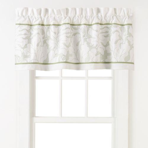 HH Brisbane Window Valance - 48'' x 16''