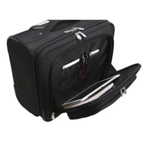 New Jersey Devils 16-in. Laptop Wheeled Business Case