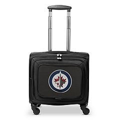 Winnipeg Jets 16-inch Laptop Wheeled Business Case