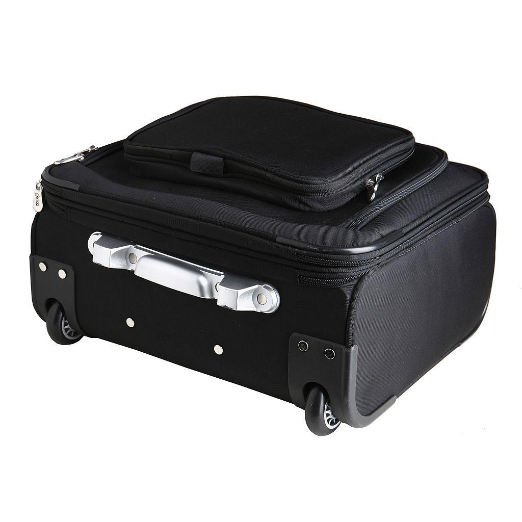 Anaheim Ducks 16-inch Laptop Wheeled Business Case