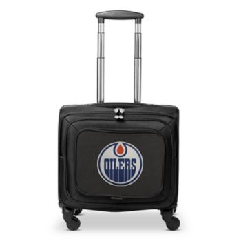 Edmonton Oilers 16-in. Laptop Wheeled Business Case