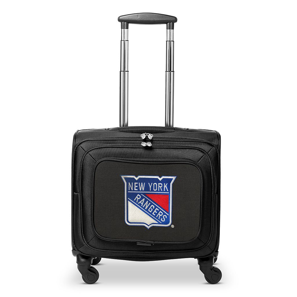 New York Rangers 16-in. Laptop Wheeled Business Case