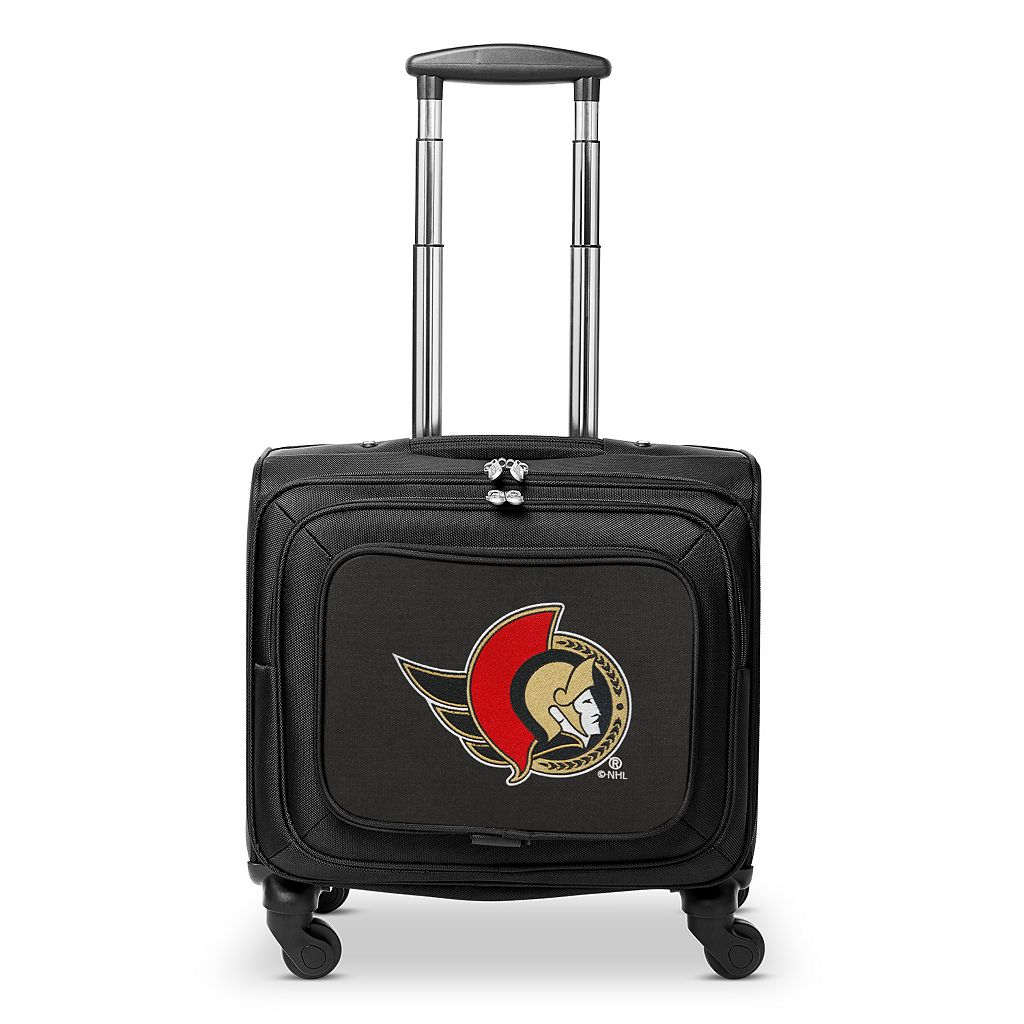 Ottawa Senators 16-in. Laptop Wheeled Business Case