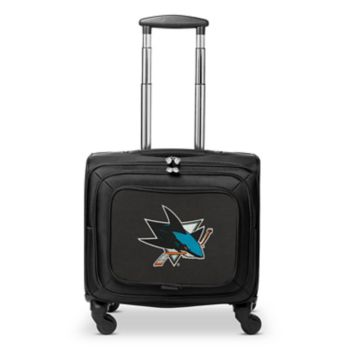 San Jose Sharks 16-in. Laptop Wheeled Business Case