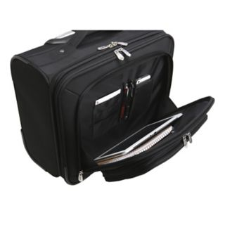 San Jose Sharks 16-in. Laptop Wheeled Business Case